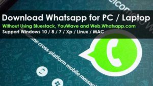 How to install Whatsapp on Laptop